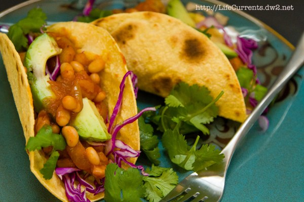 White Bean Potato Tacos | Life Currents