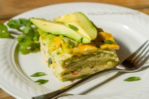 Mexican Casserole | Life Currents