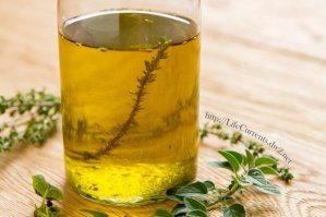 Roasted Herb Oil