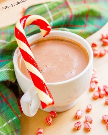 Peppermint Mocha make your own at home and save money. It's easy to make at home and just as yummy if you start with good brewed coffee. by Life Currents http://lifecurrentsblog.com