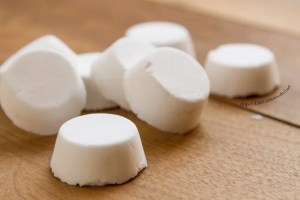 Peppermint Shower Bombs