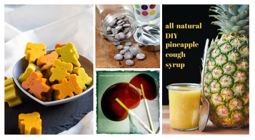 Cold & Flu Busting Help: Gummies, Cough Drops, & Cough Syrups by Life Currents