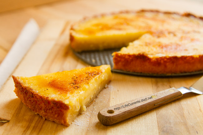 Meyer Lemon Brûlée Tart by Life Currents https://lifecurrentsblog.com/wp-content/uploads/2016/02/MG_9859.jpg