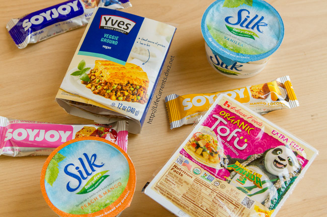 April is National Soyfoods Month: celebrate with tofu, edamame, soy yogurt, soy crumbles, soy nutrition, soy healthy, mighty soybean, soyfoods month, plant powered #soyfoodsmonth