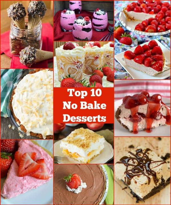 No Bake Espresso Cheesecake Bites - Top 10 No Bake Desserts! Come and get 'em!