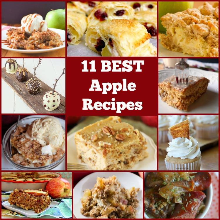 Apple Crumb Cake - Check out all the other delicious APPLE recipes from bloggers who took part in our 30 Day Apple Challenge