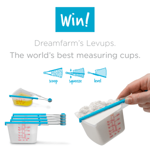 Dreamfarm Kitchen Tools Giveaway
