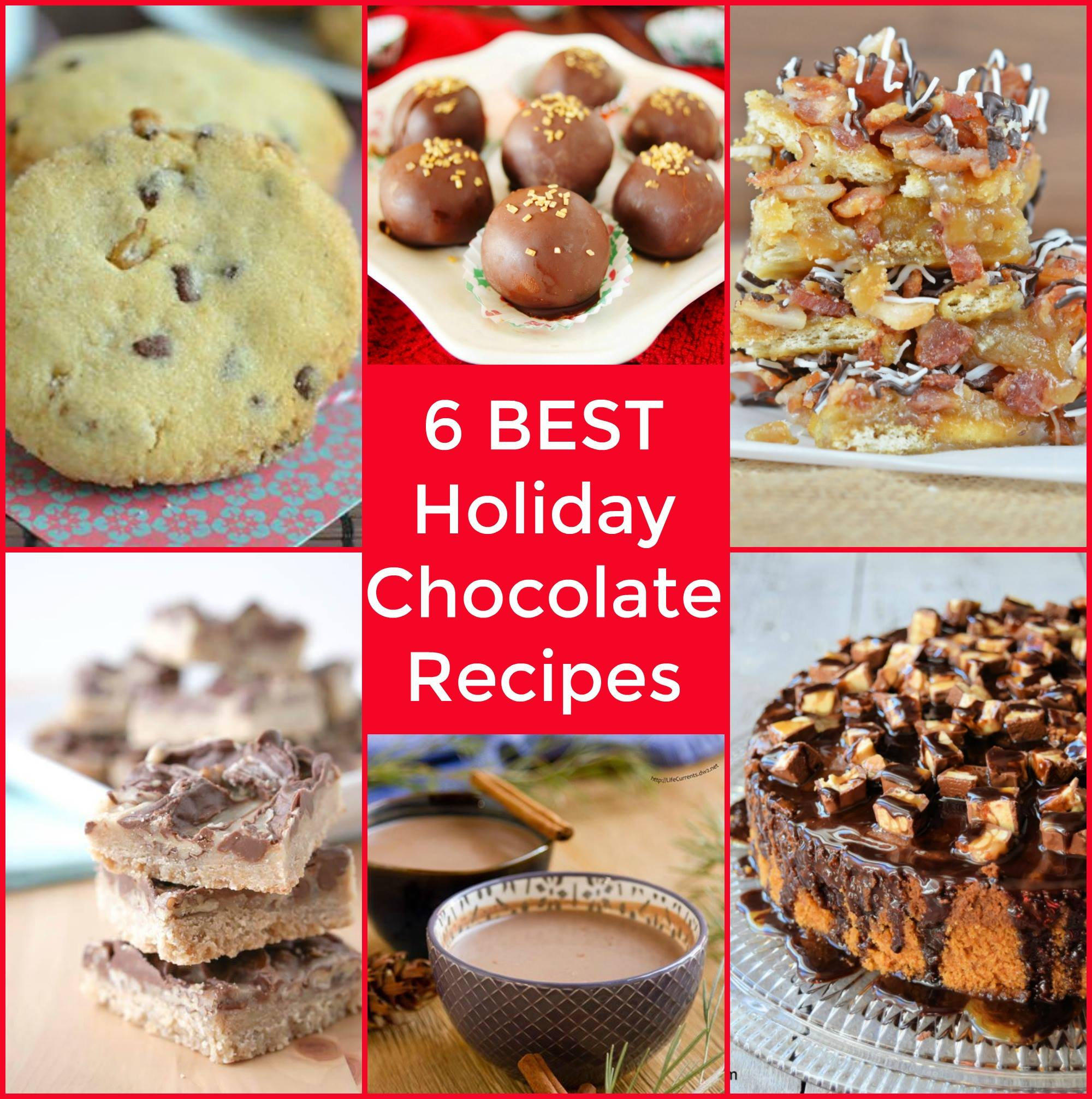 Mexican Mocha - 6 Best Holiday Chocolate Recipes