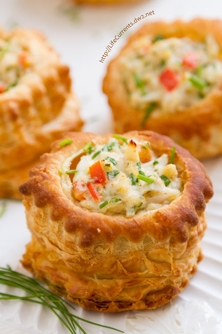 How to Cook Dungeness Crab featured recipe for Crab Imperial Appetizer Recipe