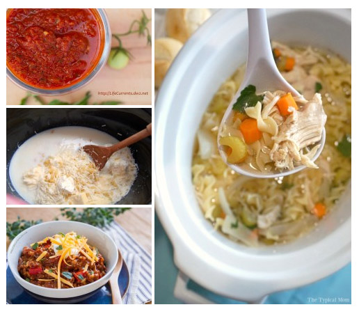 Easy Crock Pot (Slow Cooker) Meals