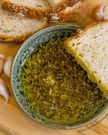 Garlic Dipping Oi