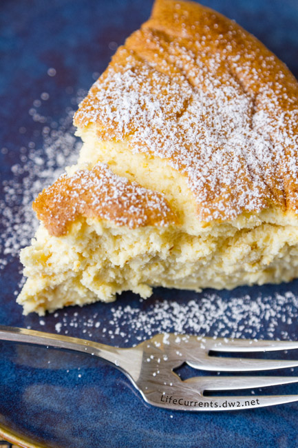 Most Popular Recipes of 2017: the year in review - Lemon Soufflé Cheesecake - light and airy, creamy, delicious! And, it was easy to make. We ate it for dessert, but we also ate it for breakfast! I mean, a light sweet cheesecake breakfast is just what this birthday girl needs!