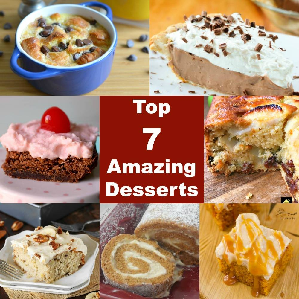 Pumpkin Spice Cake with Apple Butter Cream Cheese Frosting - All Amazing Desserts!