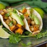 White Bean & Sweet Potato Taco Filling featuring Goya Foods for #MeatlessMonday #GoyaCanDo #GoyaGives