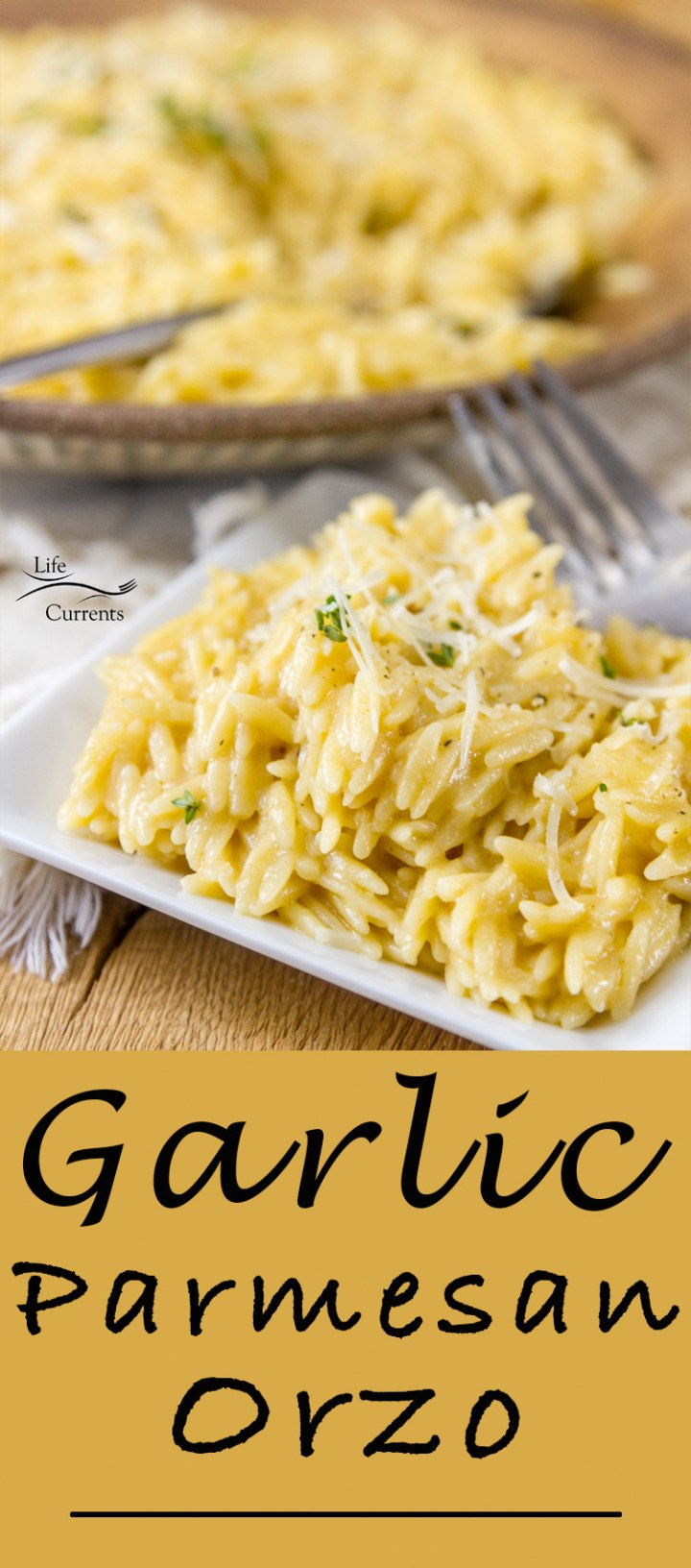 Garlic Parmesan Pasta is so good. Creamy and delicious. Easy to make #parmesan #pasta #garlic #comfortfood