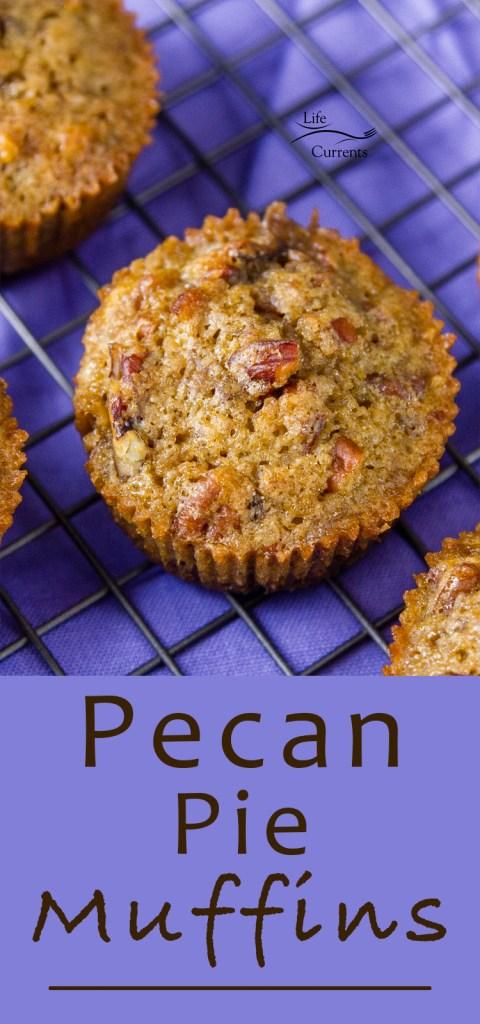 Pecan Pie Muffins - a nice classic muffin recipe