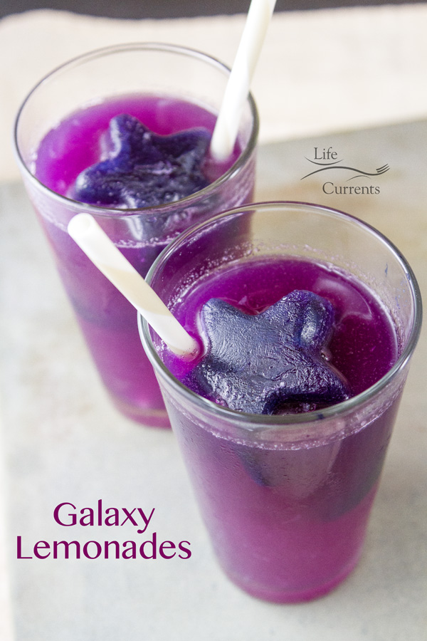 Galaxy Lemonade and Galaxy Lemonade Cocktails