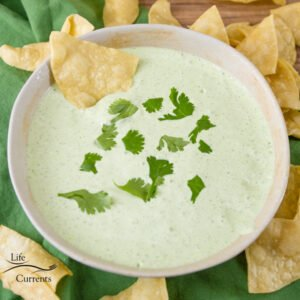 You'll love the fresh clean taste on everything. Candied Jalapeno Ranch Dip -- A slightly addictive and deliciously sweet-heat snack that's perfect football food!