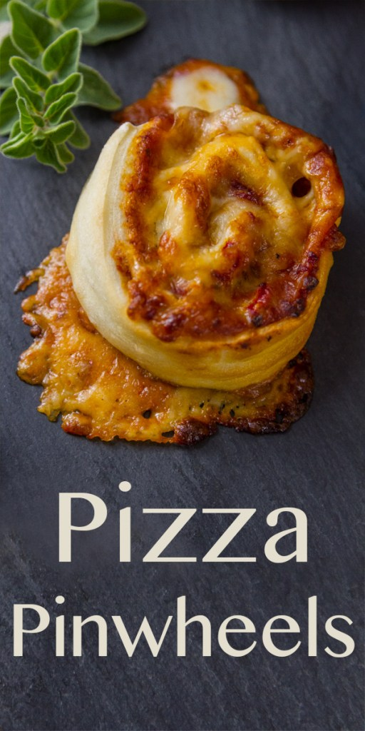 Pizza Pinwheels Made with a deliciously rich, red pizza sauce and gooey mozzarella cheese, then stuffed with your favorite toppings, like red peppers, red onion, pepperoni.