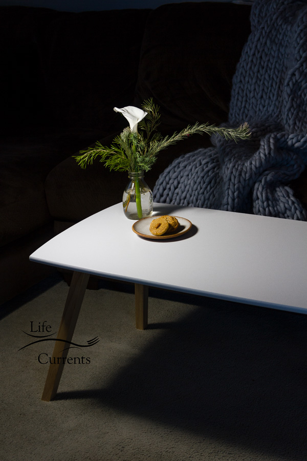 The Giveaway for a beautiful Coffee/Cocktail Table Chinese Almond Cookies