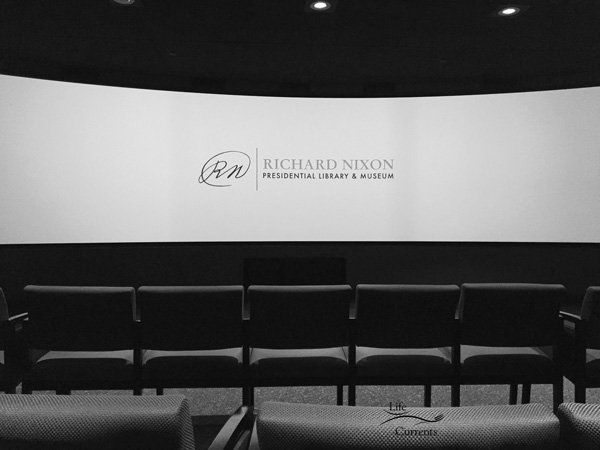 Visit the Richard Nixon Library and Museum - the orientation movie
