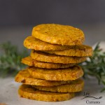 Chile Cumin Cheddar Crackers Recipe - easy to make & delicious