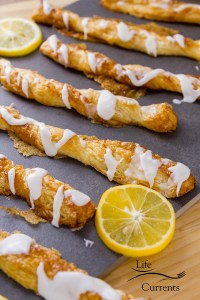 These Lemon Puff Pastry Sticks are the perfect addition to any brunch spread. They are easy to make and everyone will love them!