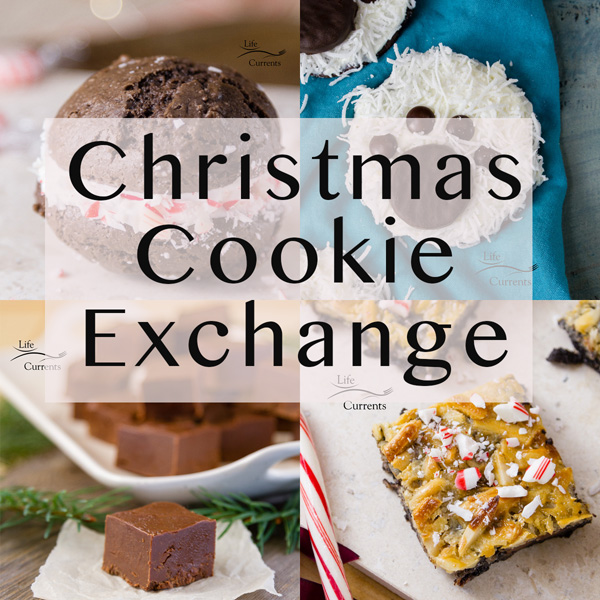 Christmas Cookie Exchange - Life Currents holidays