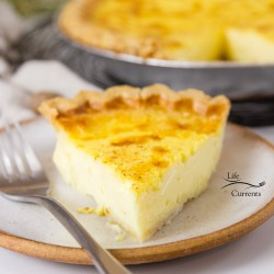 square crop of old-fashioned Pie