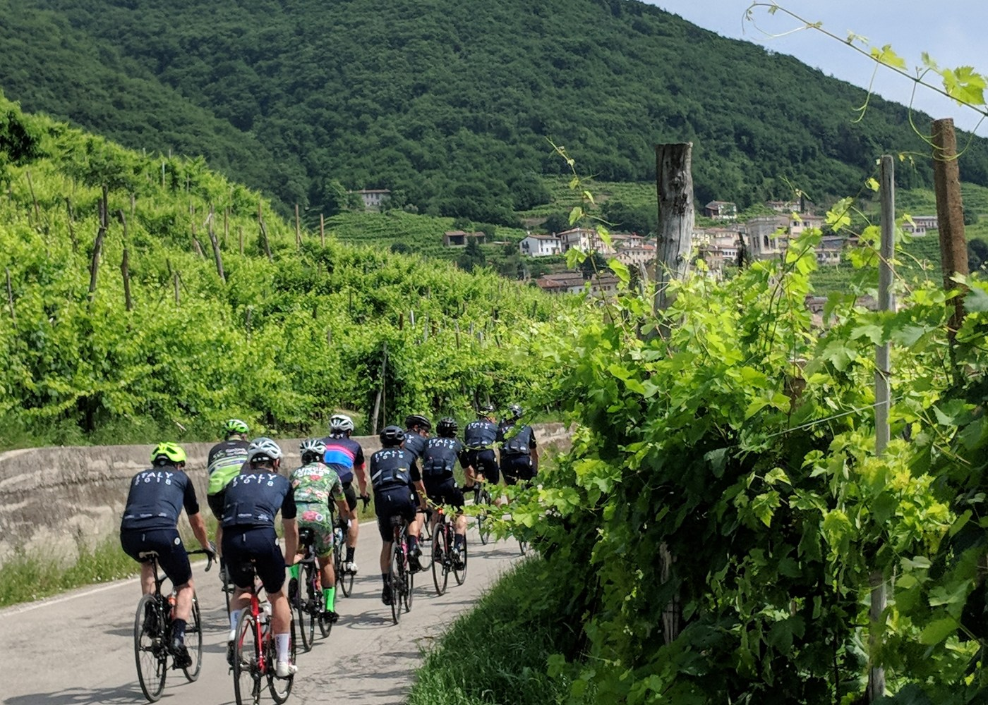 Italy Grand Tour  June 2018