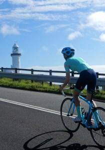 Cycling Holidays at Byron Bay Lighthouse