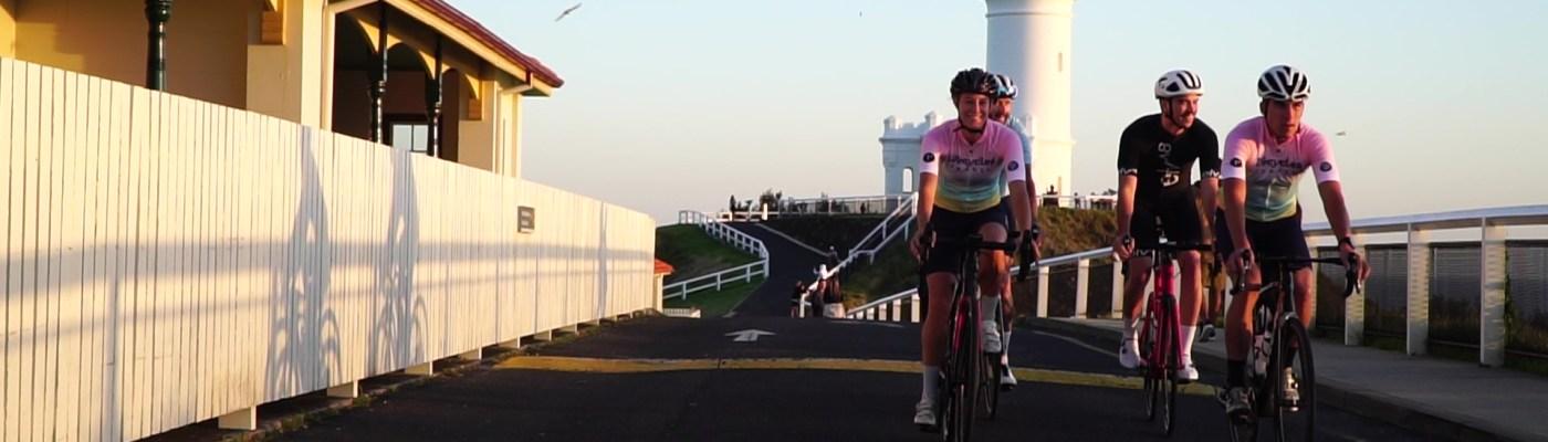 Byron 'Bite Sized' Cycling Tour