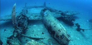 World War II Wreck Diving Papua, New Guinea