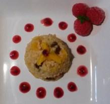 millet mango raspberry