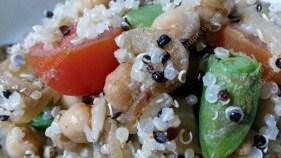 colours of quinoa