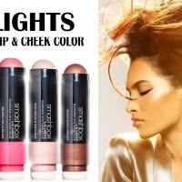 SmashBox LA Lights ~ Blendable Lip and Cheek Color Review and Swatches