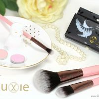 Luxie Beauty Review! Brushes, Lashes and Eyeshadow!