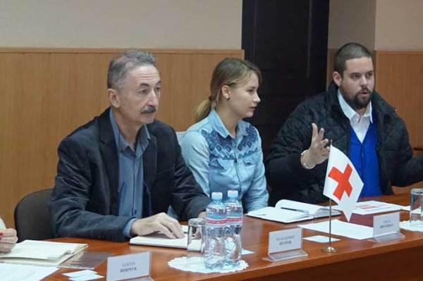 Красный Крест создаст в Святогорске Центр реабилитации ...