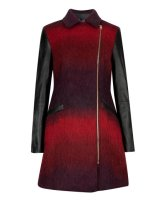 Annamae double breasted coat £369 Ted Baker