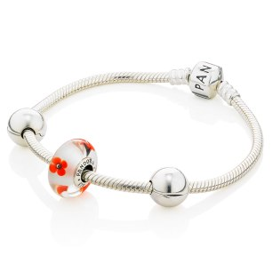 Tribute charm £30 Pandora and The Soldiers Charity