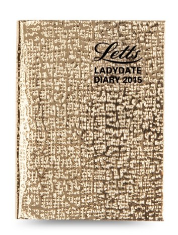 Ladydate Mini Pocket Diary £7.49 Letts for Filofax