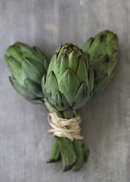 These are chock full of silymarin, an antioxidant that helps your liver process toxins, and cynarin, an acid that supports your liver's ability to break down fatty foods. Try baking it with herbs as a side dish.