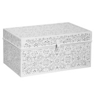 Cut Out Metal Work Box £25 John Lewis