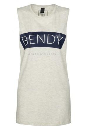 Slinkii Athletic Bendy Boyfriend £49 Tee activeinstyle.co.uk