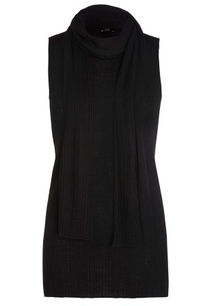 Black Cowl Neck Knit £6 Tesco