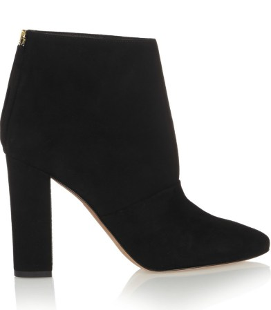 Adele Suede Ankle Boots £295 J Crew