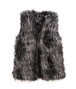 Faux Fur Gilet £29.99