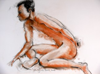 PETER'S LIFE DRAWINGS 158