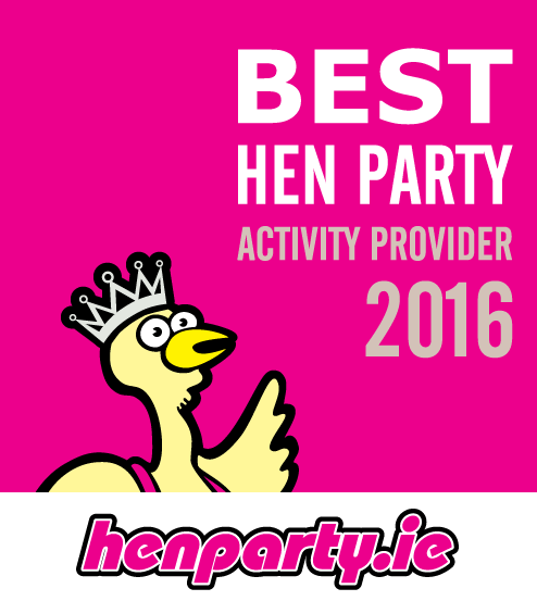 Hen party award winner