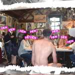 Hen Party : Draw a naked guy in Galway